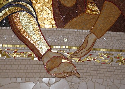 Mosaico particolare 1