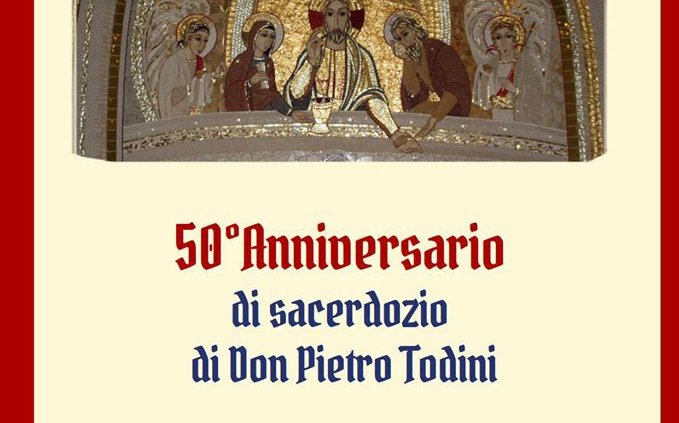 Locandina Anniversario Don Petro