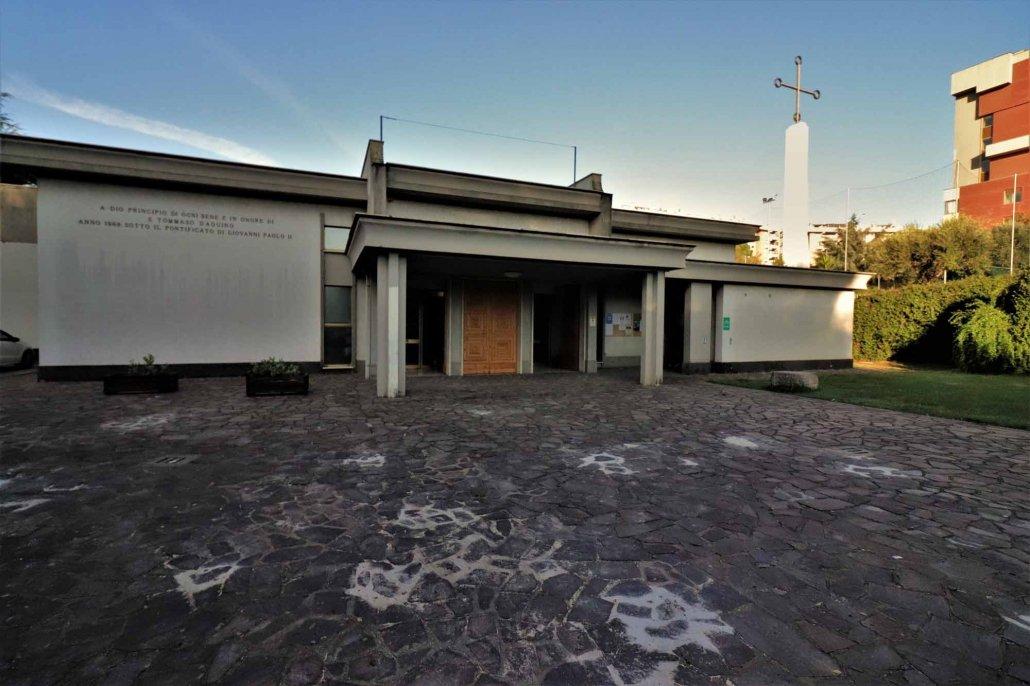Esterno Chiesa 4 giorno
