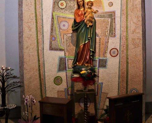 Statua della Vergine